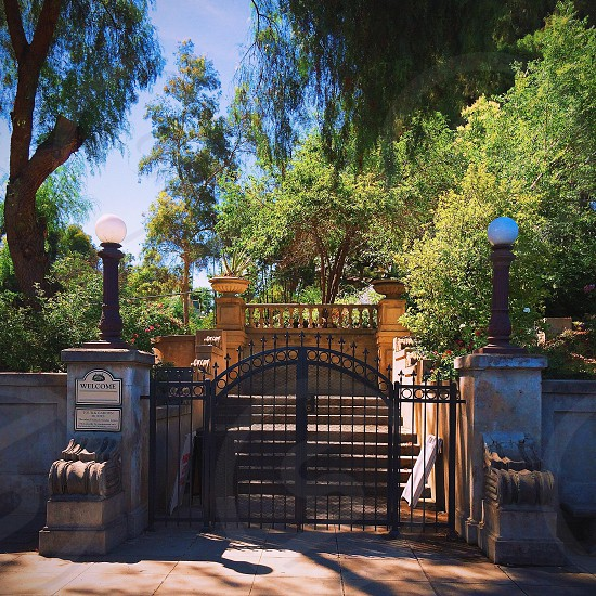 Gates photo