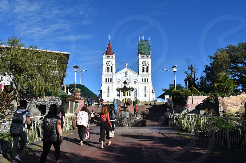 Baguio Cathedral photo