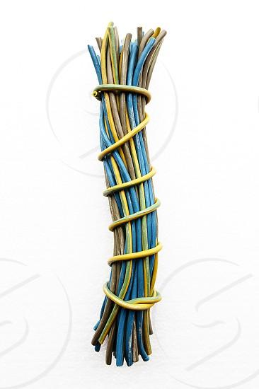 Bundle of Wires 5 photo