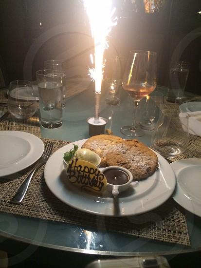 Boa Dessert. Sunset Strip California. July 2014 photo