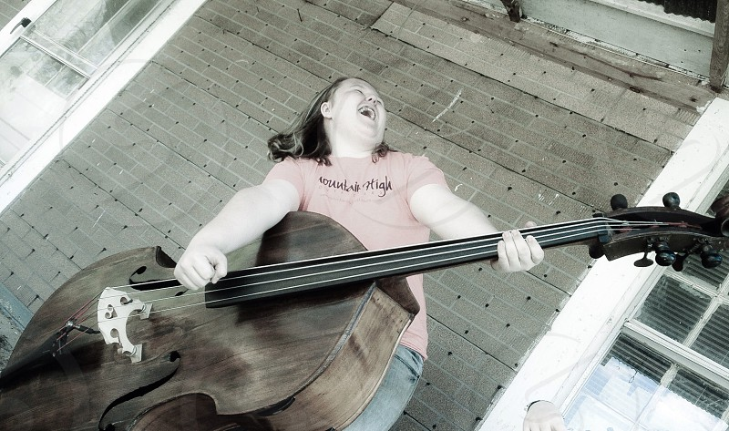 Rockin' the Double Bass or Upright Bass photo