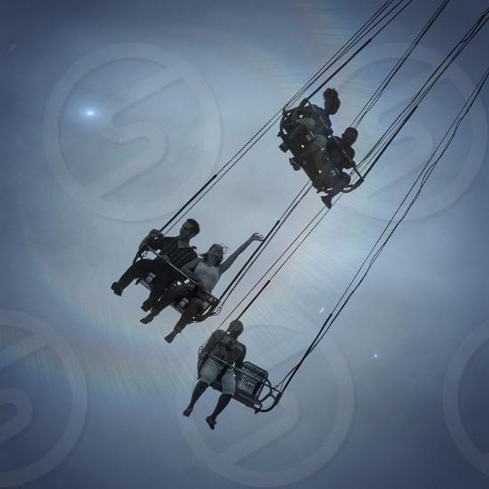 swing carnival ride photo