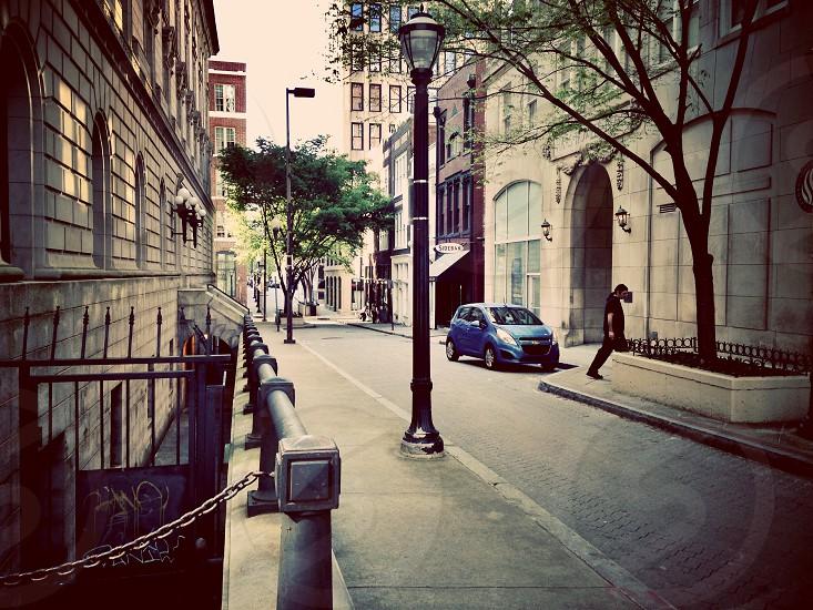 City Life in Motion: Atlanta photo