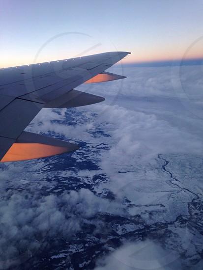 Take flight photo