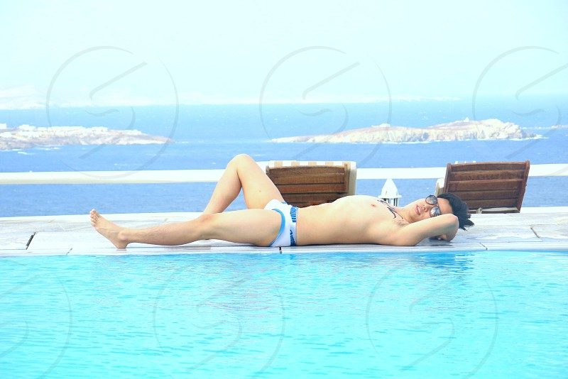 Alkyon hotel - Mykonos island - Greece photo
