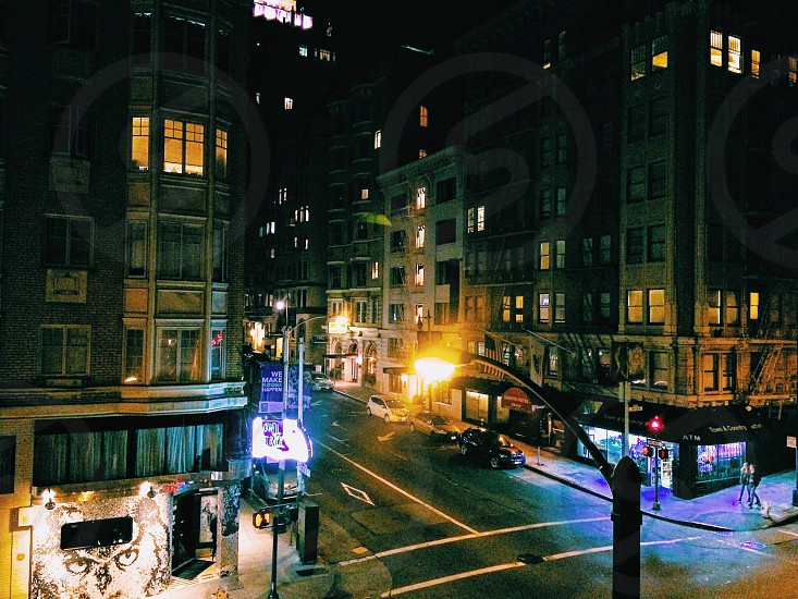 San Francisco Downtown Bay Area photo