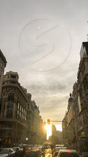 madrid street photo