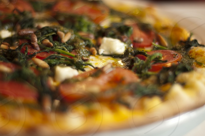 bake basil cheese closeup cold cooked cooking cuisine cuts delicious dinner dish dough fast fastfood food fresh gourmet ham healthy homemade italian junk junkfood kitchen lunch margarita margherita meal mediterranean melted mozzarella parmesan pepper pizza portion restaurant rustic salami sauce sausage snack traditional vegetable photo