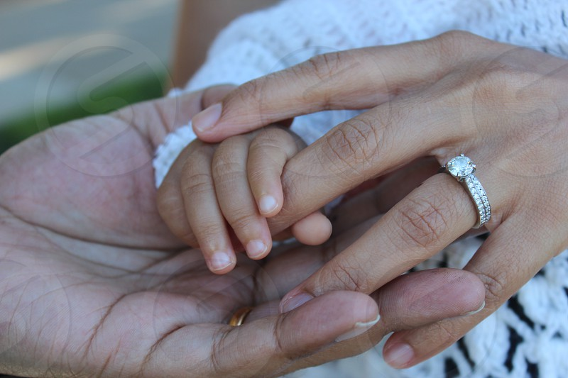 Hands Family Love photo