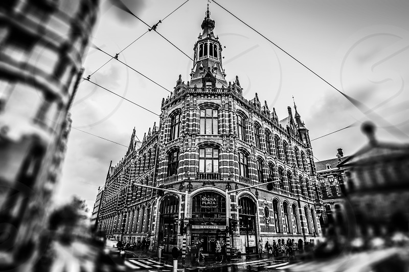 Magna Plaza - Amsterdam Netherlands photo