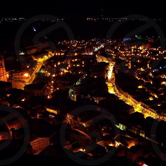 Modica Sicily Italy photo