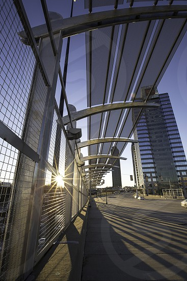 Street Overpass Freeway City Absract Architecture  photo