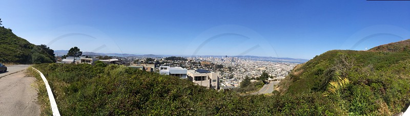 Twin Peaks - San Francisco CA photo