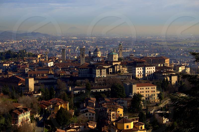 A view from above - Italy photo