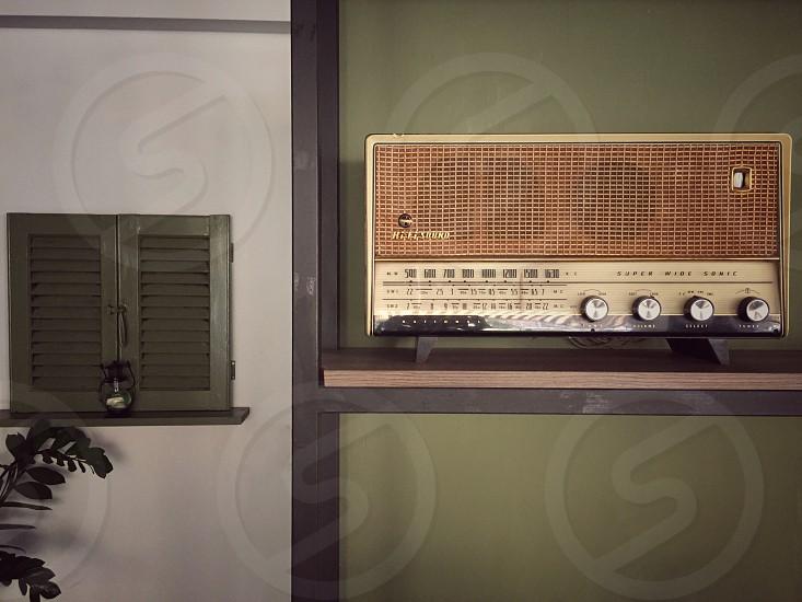 Hi fi sound vintage  photo