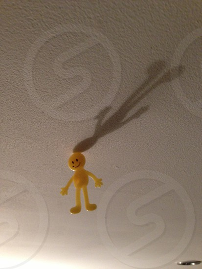 Smile your on the ceiling photo