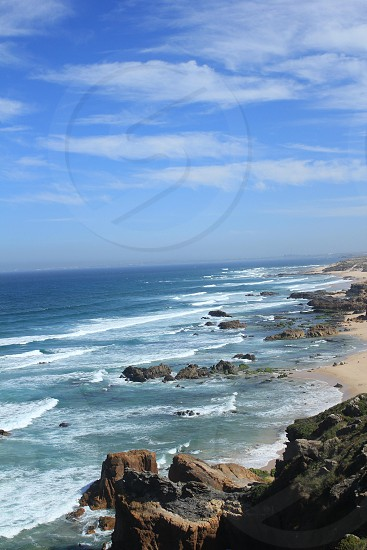 Coastline of Portugal photo
