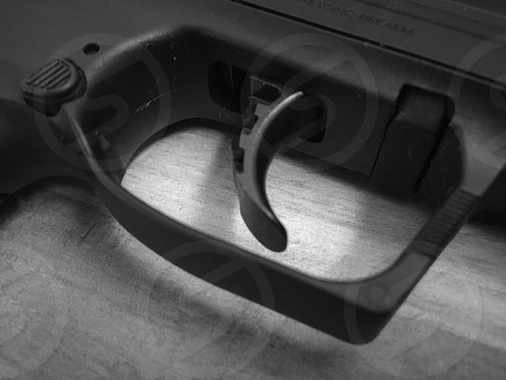 Handgun trigger  photo