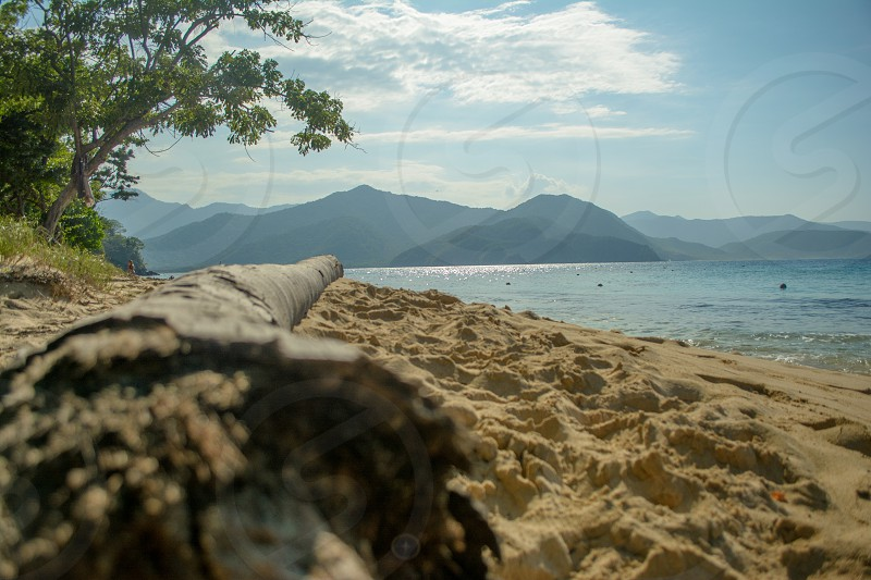 Tayrona Park Colombia. Our beautiful country is open to every dream. photo
