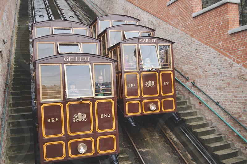 #funicolar #budapest #travel photo
