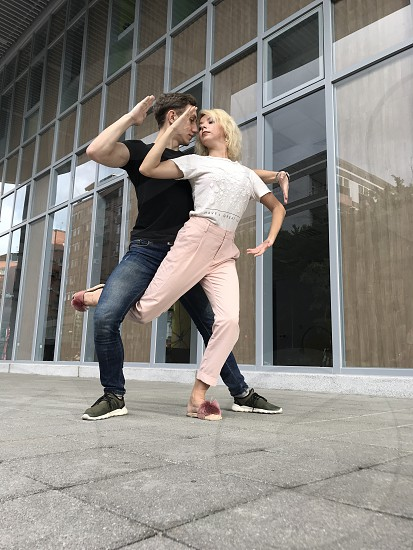 Couple dance photography photo