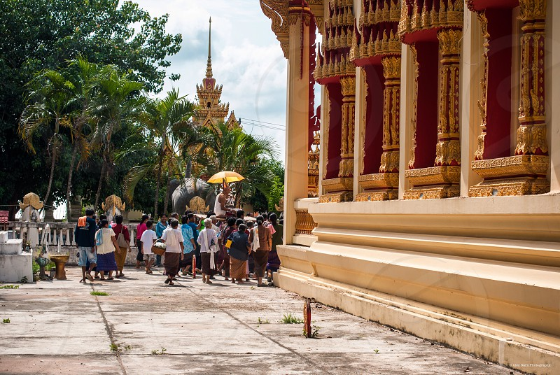 Culture tradition adventure thailand abroad diversity photo