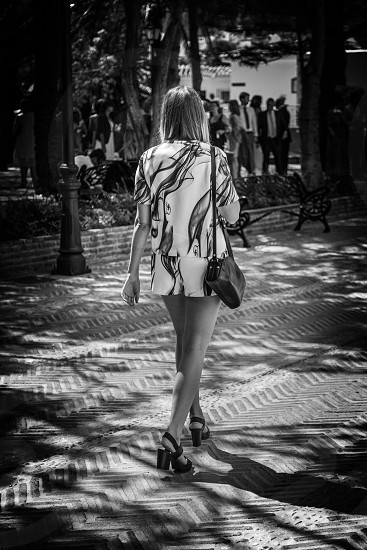 Summer walk photo