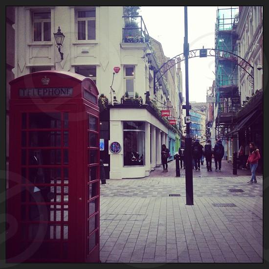 London Carnaby street view photo