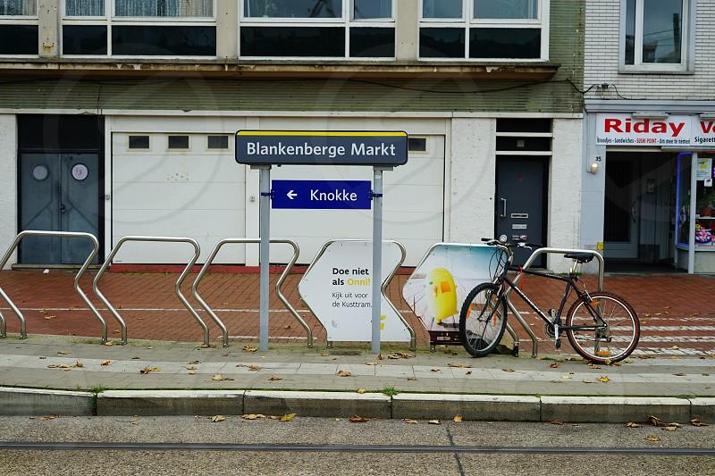 Blankenberge in West Flanders Belgium photo