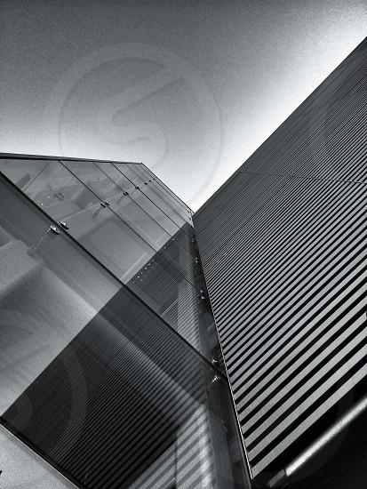 glass windowed tower photo