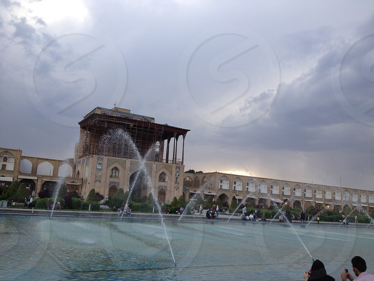 Naqsh-e Jahan Square photo