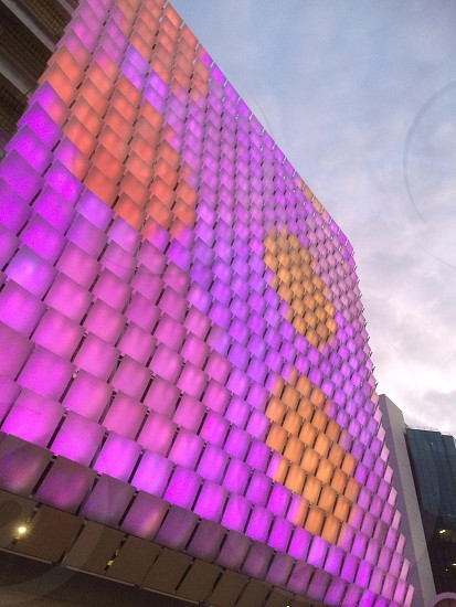 Building Pink photo