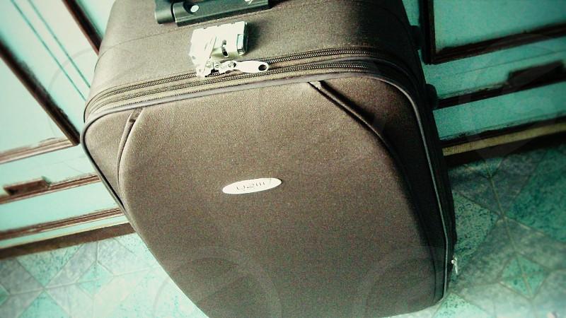 Travel luggage. photo