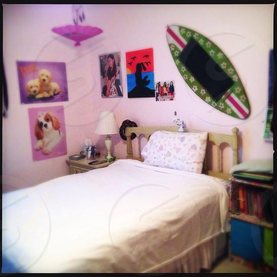 Girls bedroom photo