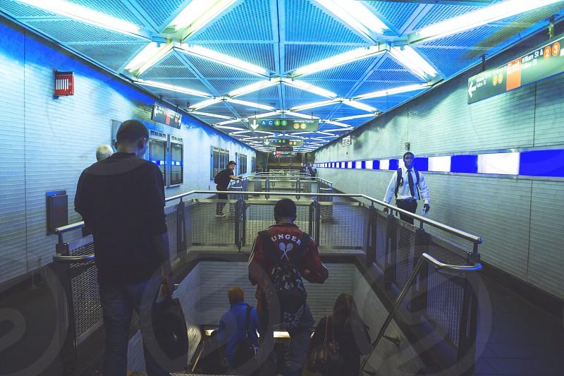 NY Subway photo