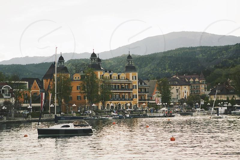 Velden Austria photo