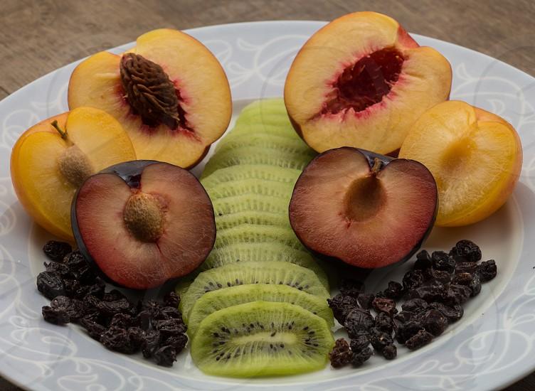 fruit dish photo