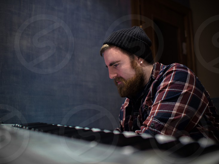 Piano and Player photo