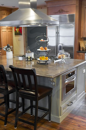 Kitchen Island photo