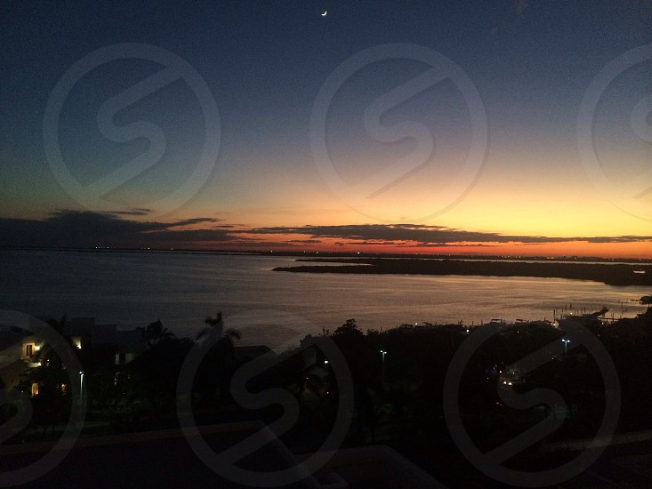 Cancun Sunset photo
