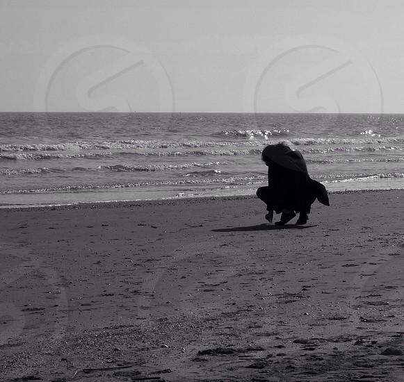 Jesolo beach photo