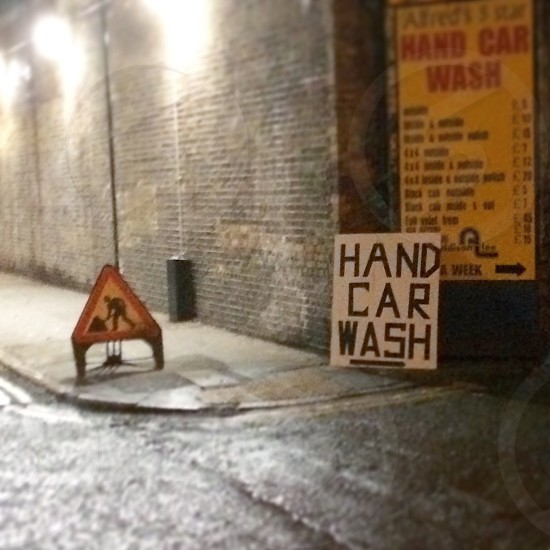 Car wash Walworth London  photo