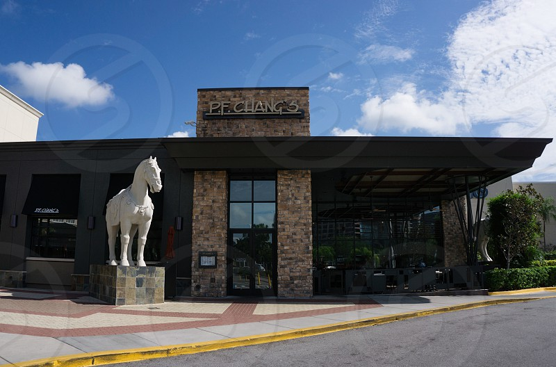 P.F. Chang's PF Changs restaurant  photo