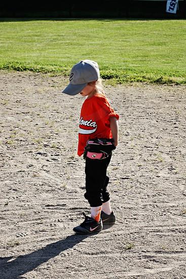 Payton little league photo