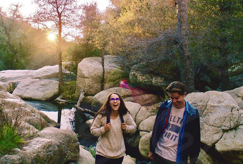 Laughter love nature light happy Joy joyful ecstatic time find explore travel experience inspire photo