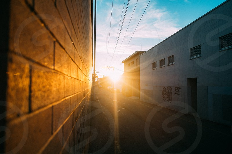 Sunrise in Adelaide photo