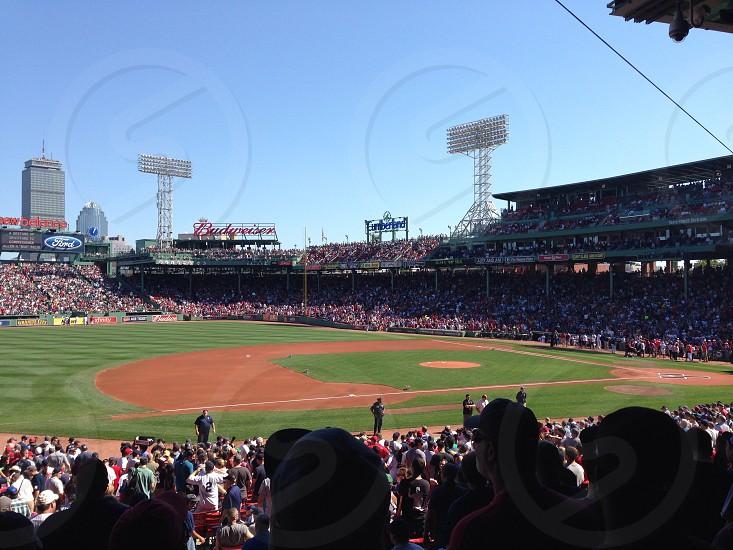 Fenway park. Red Sox vs Yankees photo