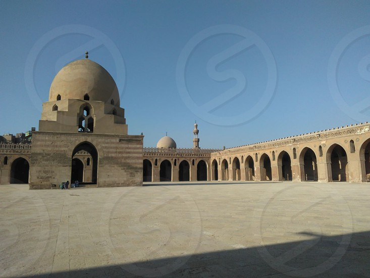 Ahmed Ebn-Toluon Mosque in Cairo ( Egypt ) ^^ photo