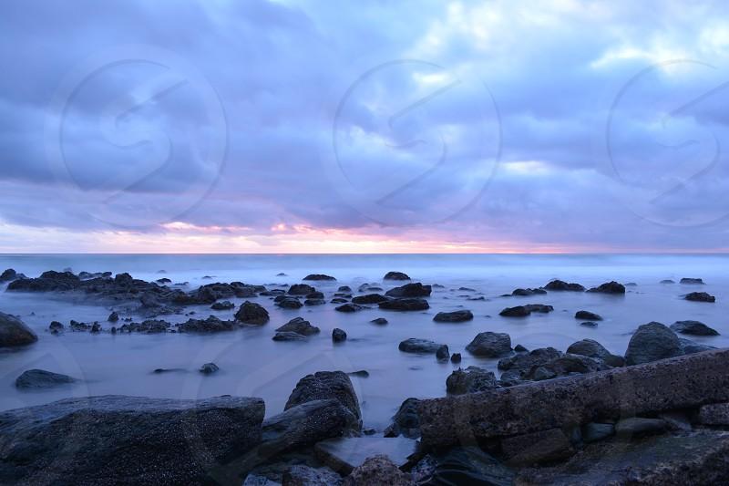 Happy Place | Salt Creek Beach Sunset photo