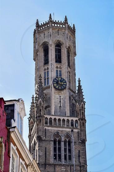Bruges Belfry photo